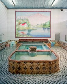 "Local public bath ""Sento"""