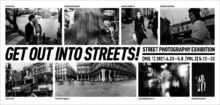 GET OUT INTO STREETS!